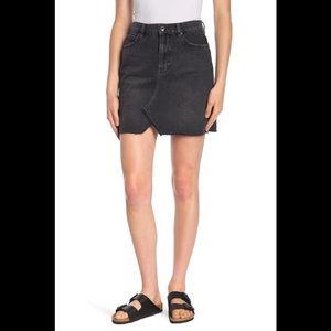 Free People Hallie Denim Skirt size 24
